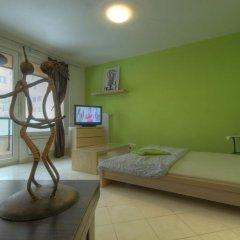 Апартаменты Corvin Apartment Budapest Студия с различными типами кроватей фото 4
