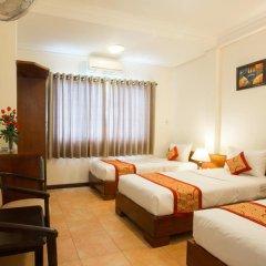 Ngoc Minh Hotel 2* Номер Делюкс с различными типами кроватей фото 4