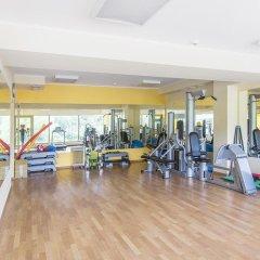 Гостиница Карелия & СПА фитнесс-зал фото 2