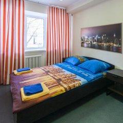 Хостел Чемпион Номер с общей ванной комнатой с различными типами кроватей (общая ванная комната) фото 3