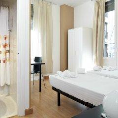 Отель La Palmera Hostal Стандартный номер фото 11