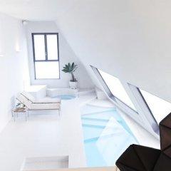 Snow hotel 3* Люкс с различными типами кроватей фото 22