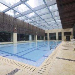 Отель Rayfont Downtown Hotel Shanghai Китай, Шанхай - 3 отзыва об отеле, цены и фото номеров - забронировать отель Rayfont Downtown Hotel Shanghai онлайн бассейн