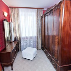 Гостиница Гвардейская 2* Люкс с различными типами кроватей