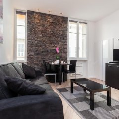 Отель Le Massena -Studio Франция, Ницца - отзывы, цены и фото номеров - забронировать отель Le Massena -Studio онлайн комната для гостей фото 3