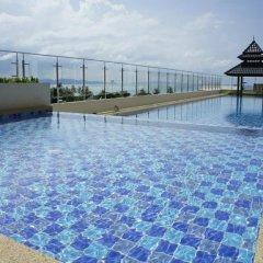 Отель R-Con Sea Terrace Паттайя детские мероприятия фото 2
