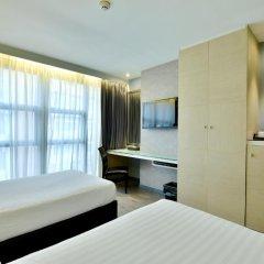 Отель Prestige Suites Bangkok Номер Делюкс