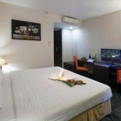 Отель Temple Da Nang 3* Стандартный номер с двуспальной кроватью фото 3