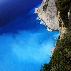 Отель Babis Studios Греция, Аргасио - отзывы, цены и фото номеров - забронировать отель Babis Studios онлайн пляж фото 2