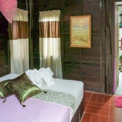 Leaf House Bungalow - Hostel Бунгало с различными типами кроватей фото 5
