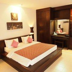 Отель Chaw Ka Cher Tropicana Lanta Resort 3* Стандартный номер с различными типами кроватей