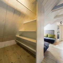 Апартаменты Apple 9 Studio сауна