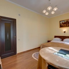 Гостиница Александрия комната для гостей фото 4