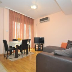 Апартаменты Apartments Adzic Lux комната для гостей фото 5