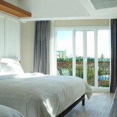 Отель Dang Derm in The Park Khaosan 3* Номер Делюкс с различными типами кроватей фото 5
