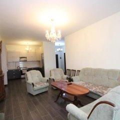 Апартаменты Rent in Yerevan - Apartments on Sakharov Square Люкс разные типы кроватей фото 7