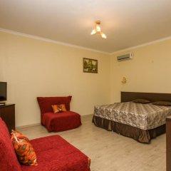 Гостиница Пальма 2* Улучшенный номер с различными типами кроватей фото 6