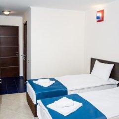 Гостиница Мармарис Стандартный семейный номер с 2 отдельными кроватями фото 6