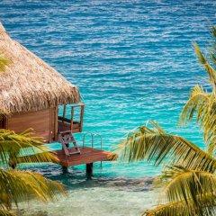 Hotel Maitai Polynesia 3* Бунгало с различными типами кроватей фото 16