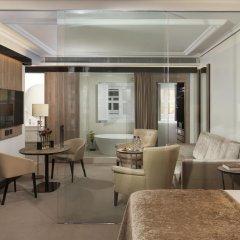 Отель Gran Melia Palacio De Los Duques 5* Номер Classic разные типы кроватей фото 4