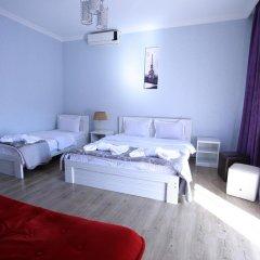 Hotel Zaira 3* Стандартный семейный номер с двуспальной кроватью фото 4