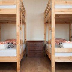 Yut Hostel Кровать в мужском общем номере с двухъярусной кроватью фото 6
