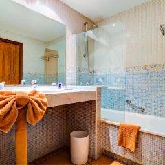 Отель SBH Club Paraíso Playa - All Inclusive 4* Стандартный номер разные типы кроватей фото 4