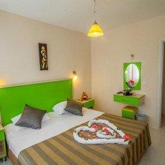 Hotel Dream Of Side 2* Стандартный номер с различными типами кроватей фото 3