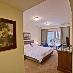 Отель Amman International 4* Представительский номер с различными типами кроватей фото 4