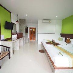 Отель Hatzanda Lanta Resort 3* Стандартный номер фото 6