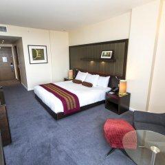 Отель Hilton London Canary Wharf 4* Представительский номер с различными типами кроватей