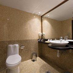 Отель Smana Al Raffa Дубай ванная фото 2