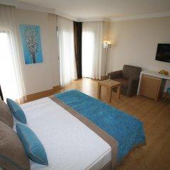 Limak Limra Hotel & Resort 5* Номер Эконом с различными типами кроватей фото 3