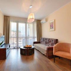 Апарт-Отель Golden Line Апартаменты с различными типами кроватей фото 21