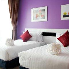 Отель The Frutta Boutique Patong Beach 3* Стандартный номер с двуспальной кроватью фото 4