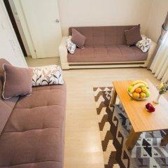 Апартаменты Feyza Apartments Апартаменты с различными типами кроватей фото 12