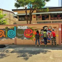 Отель Jaidee Hostel Таиланд, Бангкок - отзывы, цены и фото номеров - забронировать отель Jaidee Hostel онлайн спортивное сооружение
