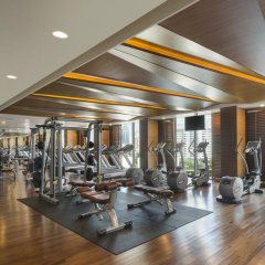 Siam Kempinski Hotel Bangkok фитнесс-зал фото 4