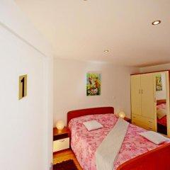 Отель Villa Capo Номер Делюкс с различными типами кроватей фото 4