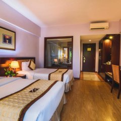 Mondial Hotel Hue 4* Номер Делюкс с различными типами кроватей фото 12