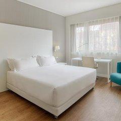 Отель NH Torino Centro 4* Стандартный номер с различными типами кроватей фото 2