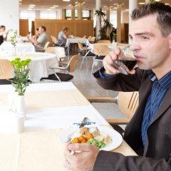 Отель Akademiehotel Dresden Германия, Дрезден - отзывы, цены и фото номеров - забронировать отель Akademiehotel Dresden онлайн питание фото 2