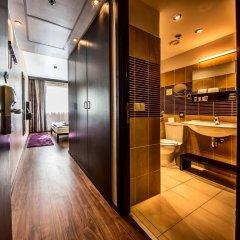 Boutique Hotel Budapest 4* Стандартный номер с двуспальной кроватью фото 21