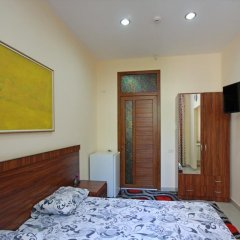 Mini Hotel YEREVAN 3* Стандартный номер двуспальная кровать фото 9