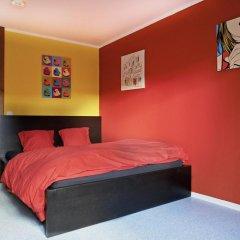 Budget Hostel Zurich Стандартный номер с различными типами кроватей фото 9