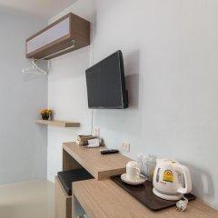 Отель Lada Krabi Express 3* Стандартный номер с различными типами кроватей фото 14