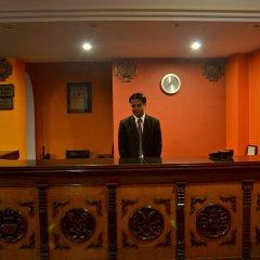 Отель Kathmandu Prince Hotel Непал, Катманду - отзывы, цены и фото номеров - забронировать отель Kathmandu Prince Hotel онлайн интерьер отеля фото 2