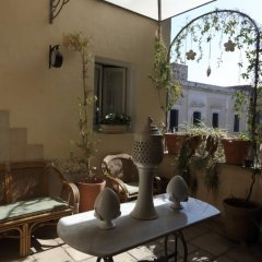 Отель Villa della Lupa Лечче питание