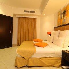 Corp Executive Hotel Doha Suites 4* Номер Делюкс с различными типами кроватей фото 3