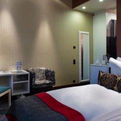 Рэдиссон Отель Соня Петербург (Radisson Sonya) 4* Стандартный номер с разными типами кроватей фото 4